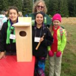 Building Birdhouses at Mix It Up 2016